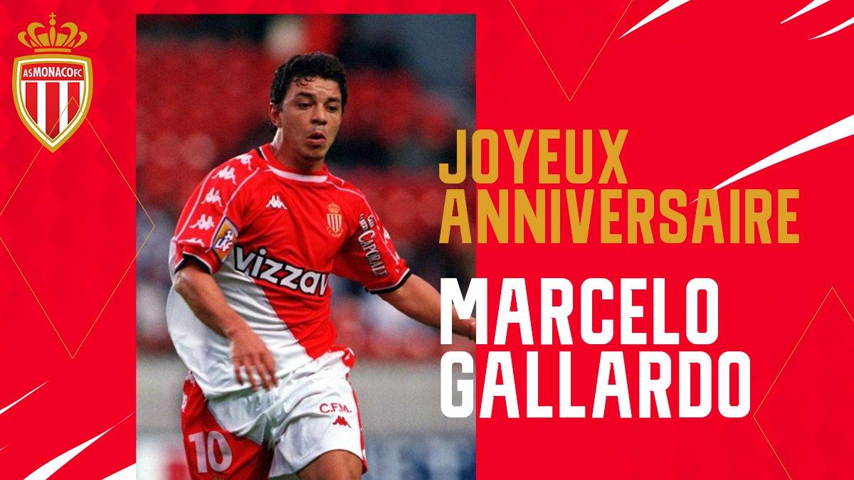 🎂 Un très joyeux anniversaire à notre ancien numéro 10 Marcelo Gallardo qui fête aujourd'hui ses 43 ans !!!
