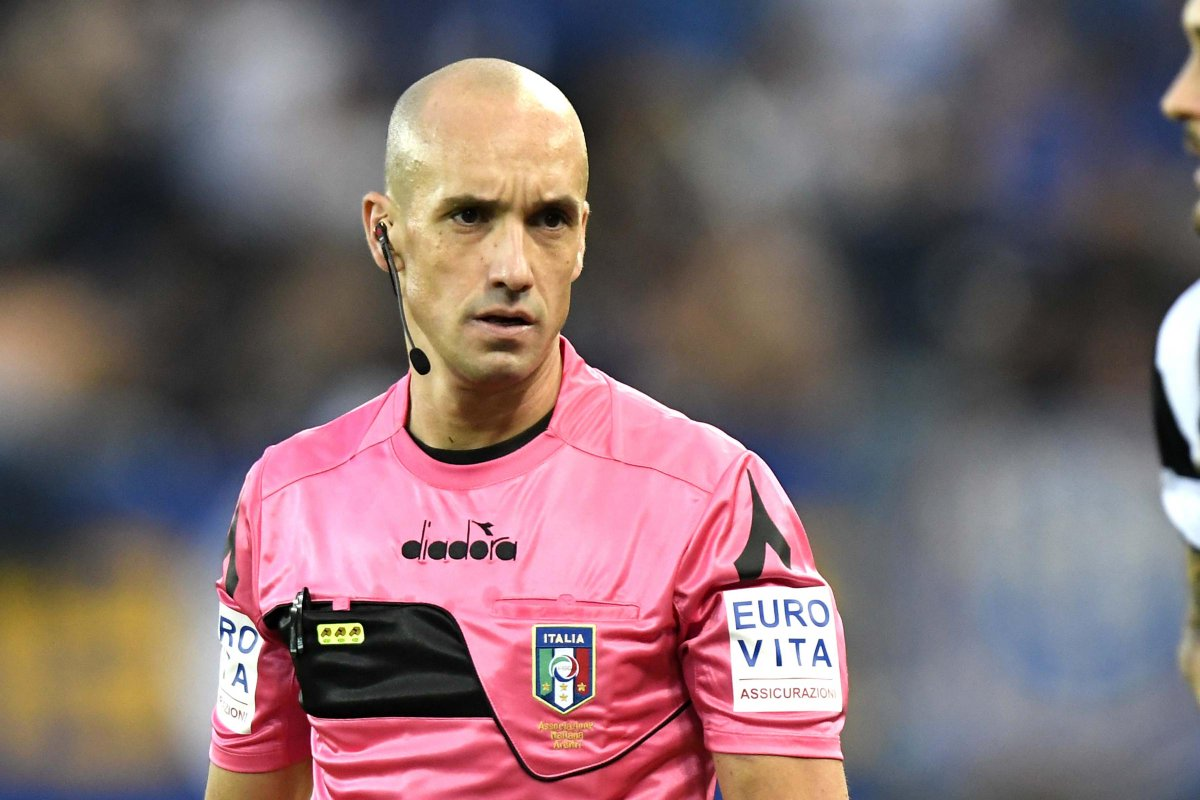 Michael Fabbri confirmed as Sunday's referee for #SpalBologna   #WeAreOne 🔴🔵