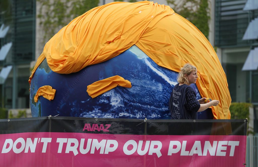 Scientists say Trump's first 2 years have been fatal for a livable climate https://t.co/Ew4YsQjagl
