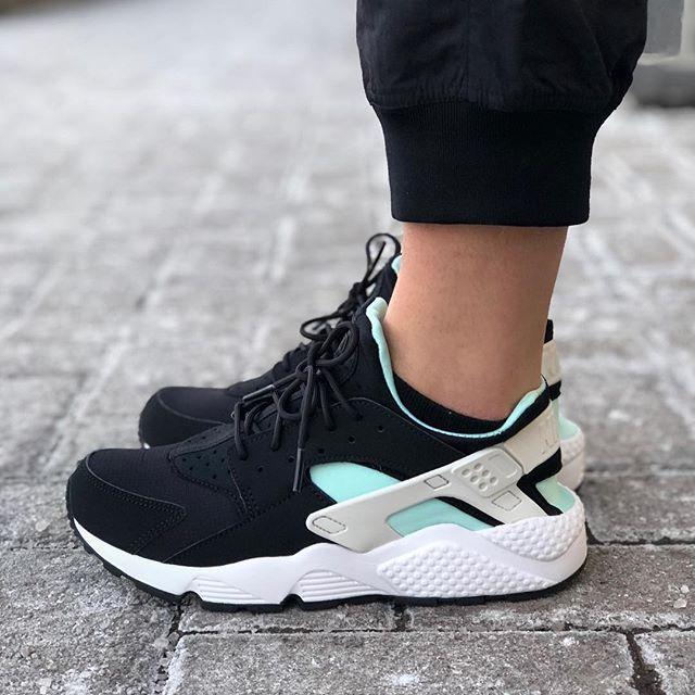 Nike Air Huarache Run 634835-036 Black