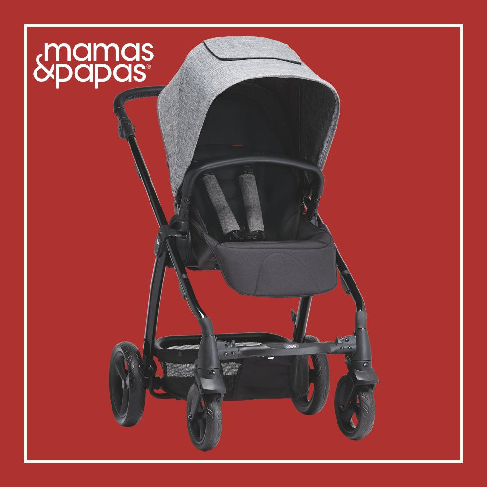 5e5ef7ad1c SAVE £200 on Sola2 #Pushchair in Grey Marl!* Shop now >  https://bit.ly/2QOU77b Available online and instore. *Whilst stocks last.