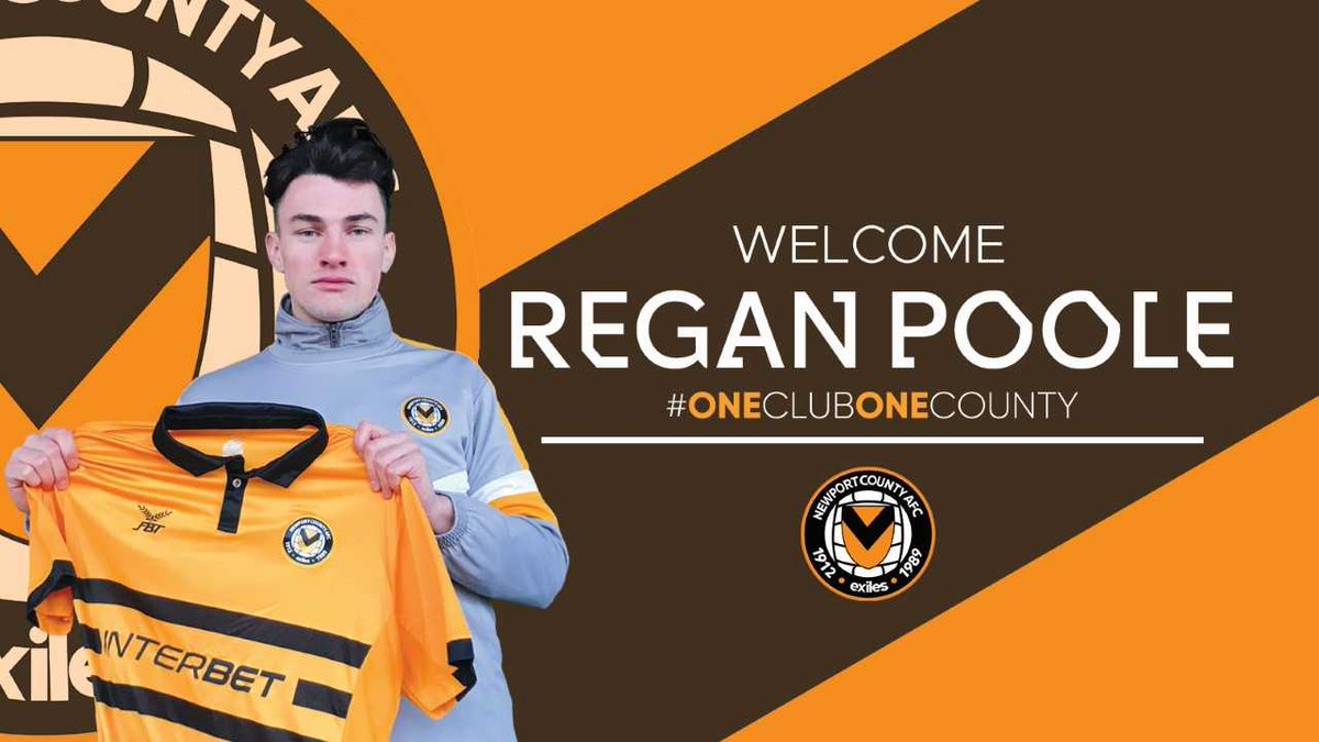 ACADEMY NEWS: Best of luck to @ManUtd U23 defender @ReganPoole, who returns to Newport County on loan for the rest of the season! #MUAcademy #ILOVEUNITED_PU