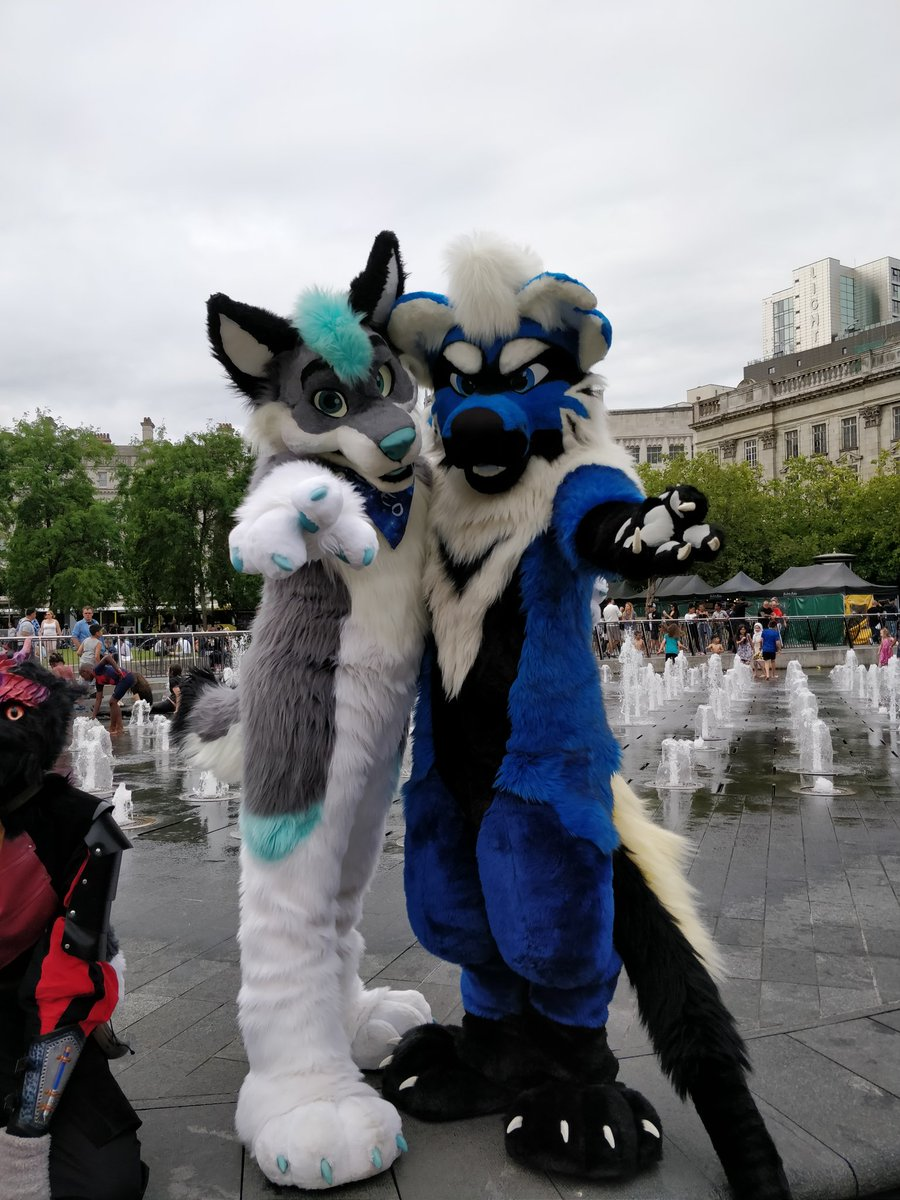 Kane_155's photo on #FursuitFriday