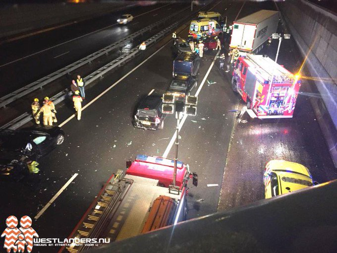 Roemeense chauffeur aangehouden na zwaar ongeluk A4. Kind ernstig gewond  https://t.co/2CXjOwsugN https://t.co/9FCEdj5t7e