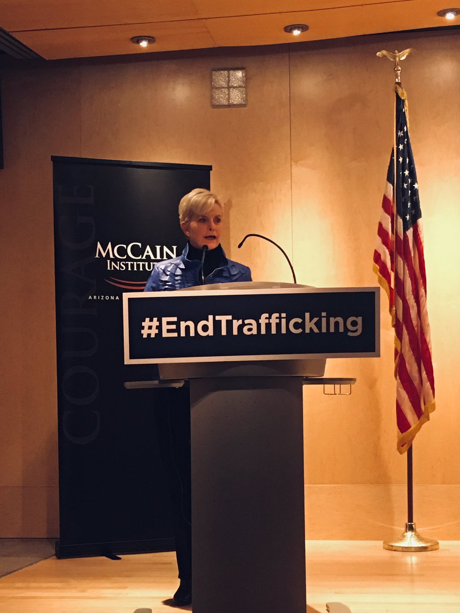 Good morning from the Arizona Human Trafficking Council Symposium.  Together we  are working to STOP this epidemic! #EndTrafficking<br>http://pic.twitter.com/O8xDZ4b4ES