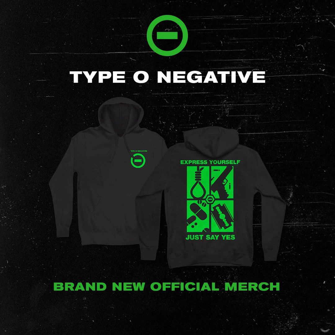 REVOLVER Magazine is partnering with @typeonegative to announce a new line of merch, celebrating some of their most iconic designs throughout their storied career https://t.co/V2gtz5INUe