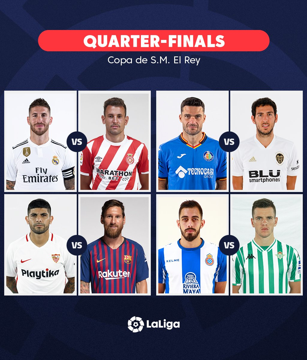 LaLiga's photo on #CopaDelRey