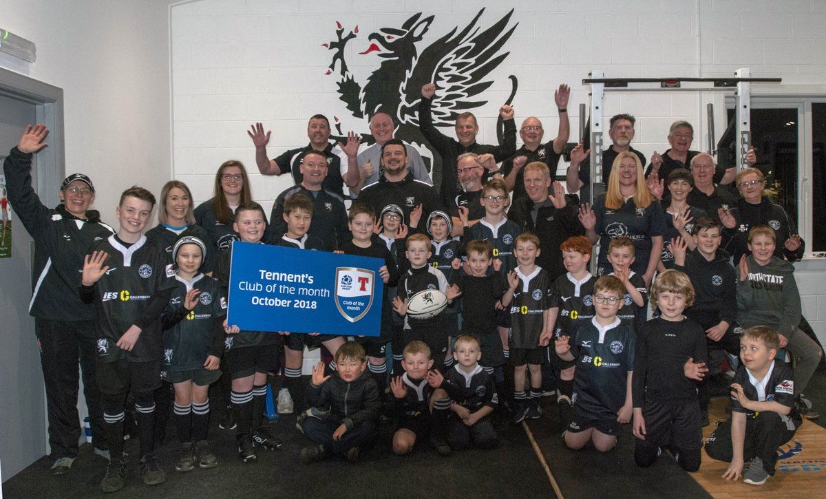 🏆 CLUBS OF THE MONTH   We are delighted to confirm that four clubs have been awarded @TennentsLager Club of the Month in 2018!  Congratulations @ObanLorneRFC, @highlandrfc, @Strathmore_RFC and @BmuirSports 👏  Find out more▶️  https://t.co/obPV6CjuKe