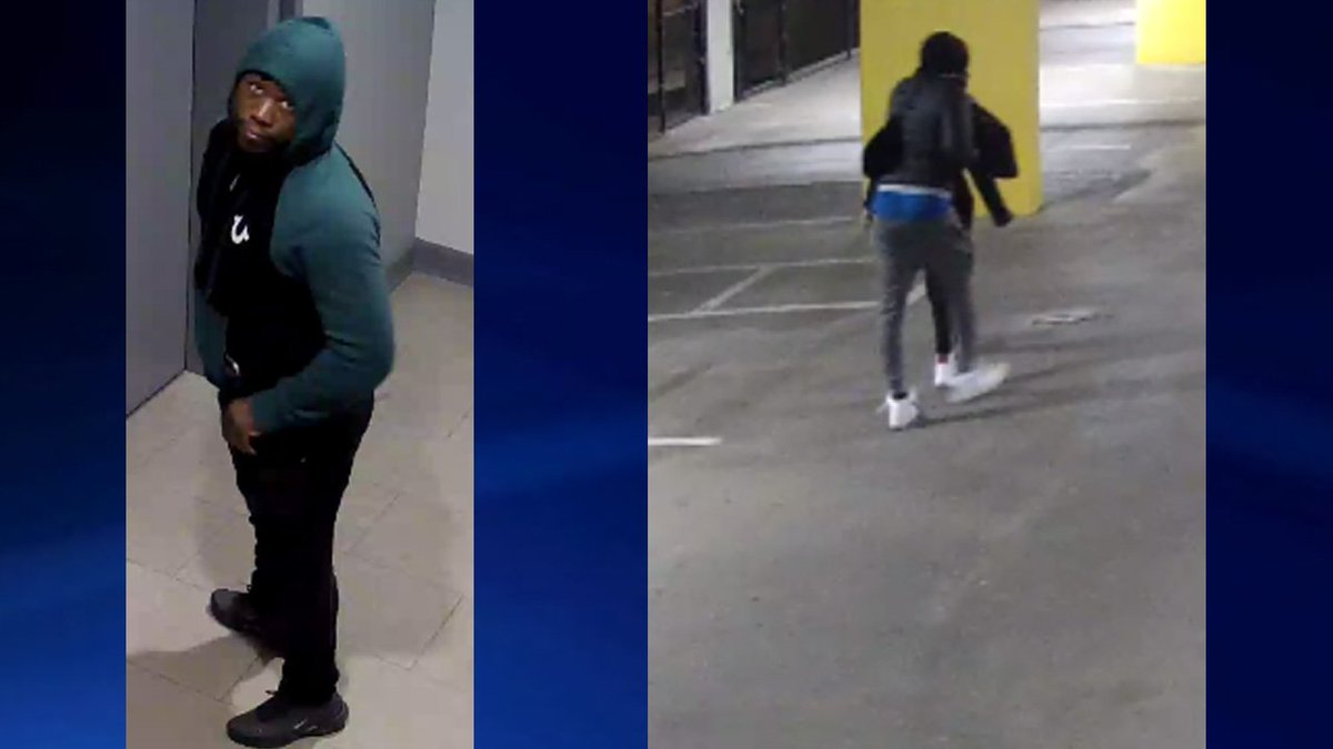 #BREAKING! PLEASE RETWEET!   FBI releases photos of 'violent kidnapping suspects' who kidnapped 2 people inside an Atlanta parking garage earlier this month - https://t.co/1UUxalttMg  DETAILS on Channel 2 Action News at Noon