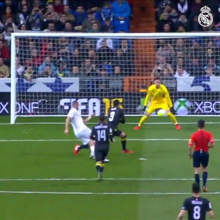 ⚽🔥 ¡GOLAZOS 🆚 el @SevillaFC! 🤔 ¿Cuál es tu favorito? #RMLiga | #HalaMadrid