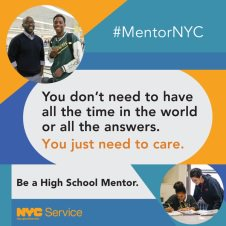 Youth are the future, set them up for success.   Share your life experience with a student today & help them gain the skills + confidence needed for their future.    now#Mentor: https://t.co/SniZGWc6vM