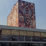 Biblioteca Central de la UNAM Twitter Photo