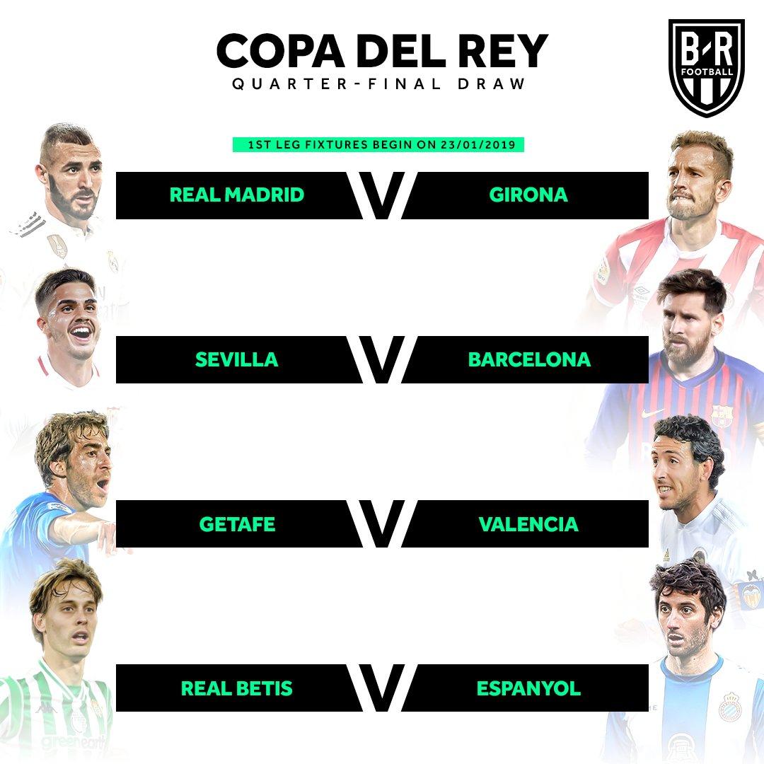 B/R Football's photo on Copa del Rey
