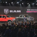 Image for the Tweet beginning: From new @RamTrucks Heavy Duty