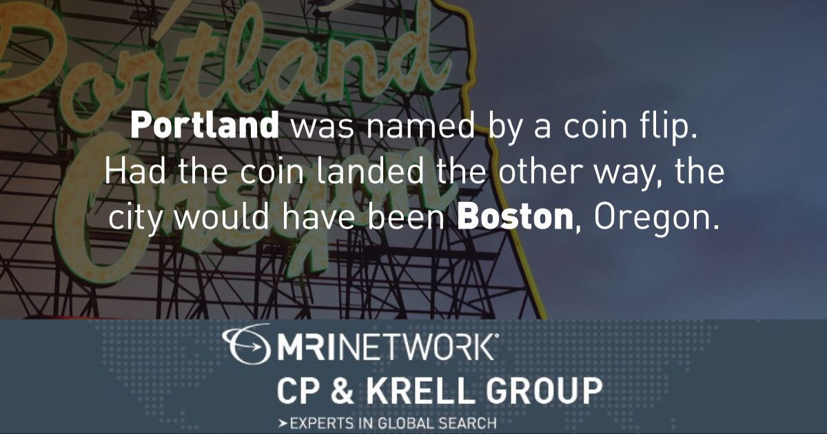 CP & Krell Group's photo on #FunFactFriday