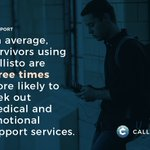 Image for the Tweet beginning: Callisto makes a difference on