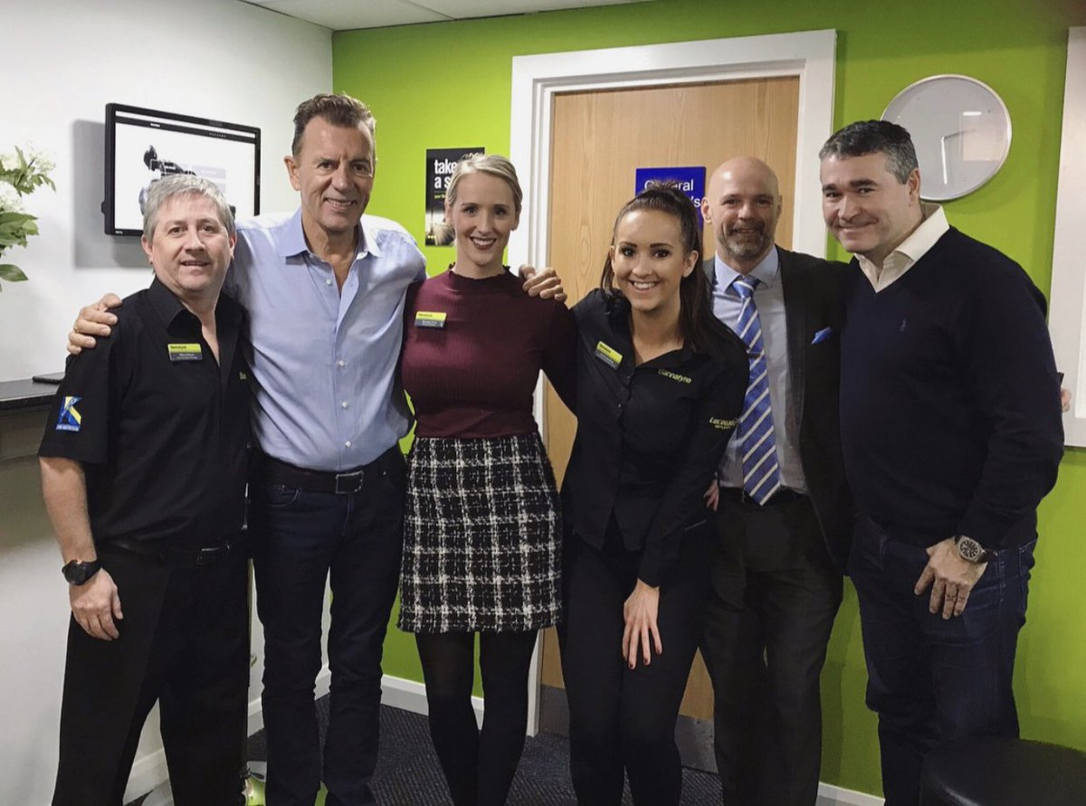 The team at #Cardiff were delighted to welcome @DuncanBannatyne and @BannatyneCEO to the club today https://t.co/XwpJsYJQ7r