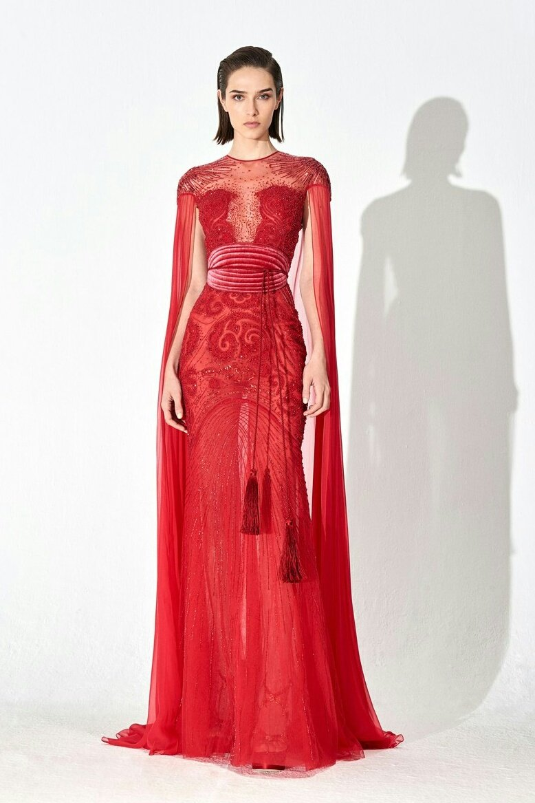 Take a look at the Zuhair Murad Pre Fall 2019 Collection