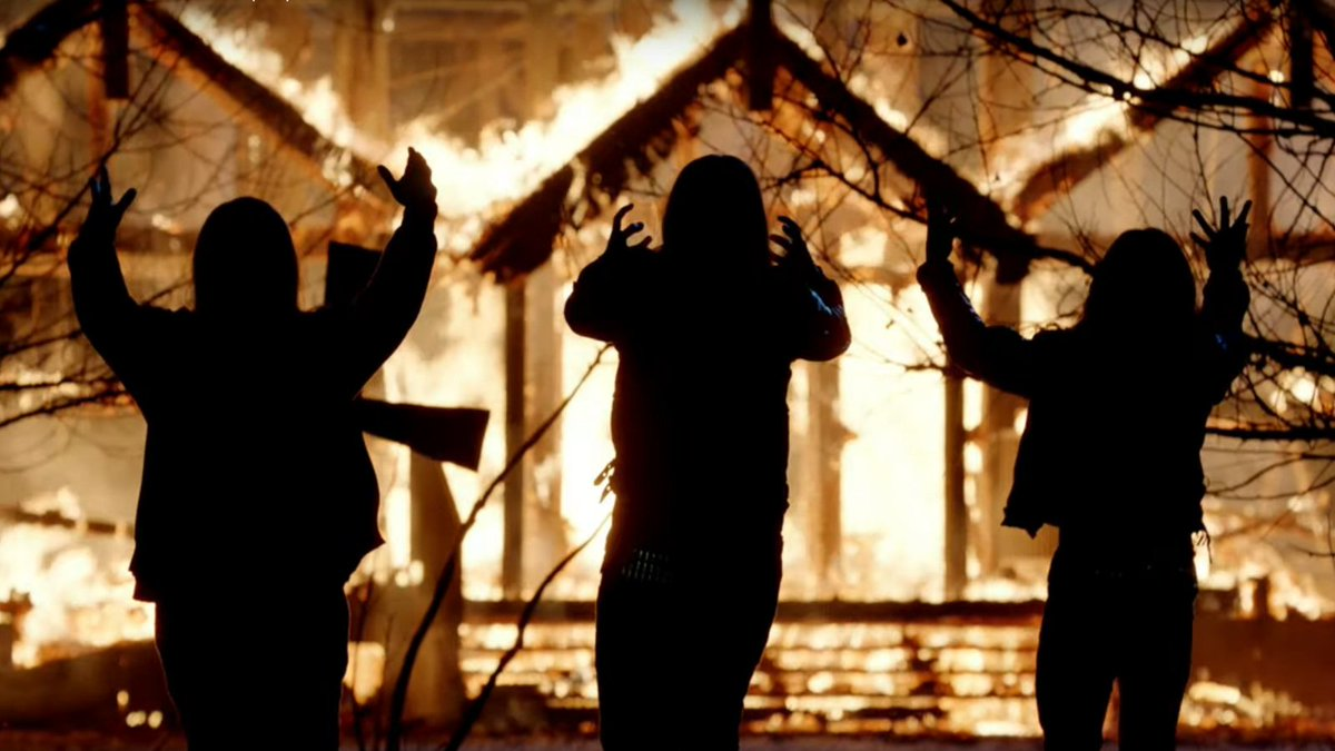 See Mayhem sink into bloody, church-burning madness in new 'Lords of Chaos' trailer https://t.co/ErMpKcTMTw