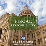 Image for the Tweet beginning: The #txbudget introduced by the