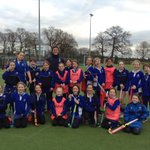 The U11 hockey girls went to @worthschool this week for a hockey masterclass with Simon Faulkner, Head of Hockey at Worth. It was a fantastic afternoon with all 22 players learning new skills and refining techniques in all aspects of the game. @iapsuksport #hockey #PrepSchool