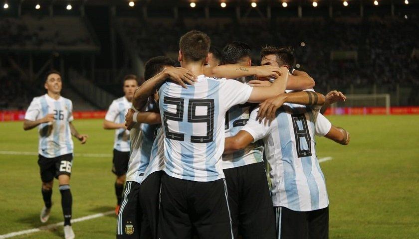 Selección Argentina 🇦🇷's photo on república checa