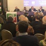"Image for the Tweet beginning: Ora a #Roma incontro ""L'Italia"