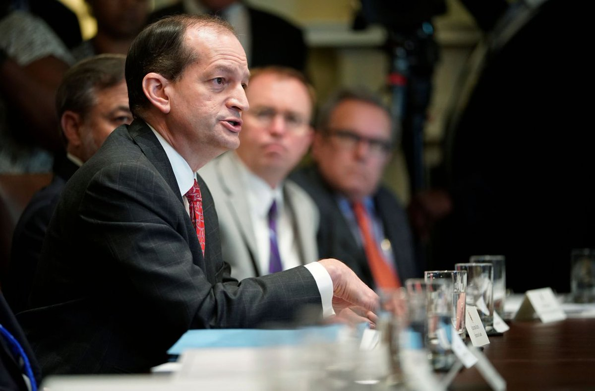 Labor Department wants to encourage states to broaden drug testing for unemployment insurance https://t.co/DjEJ0QiHez