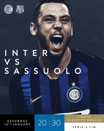 Inter's photo on DÍA DE PARTIDO