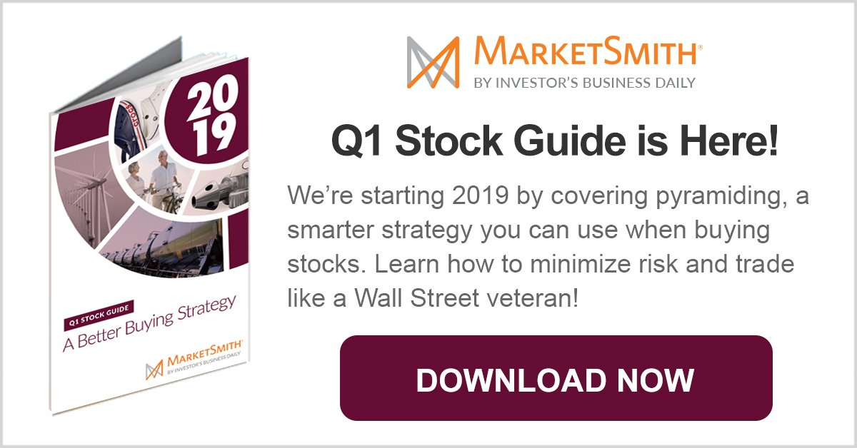 Learn how to pyramid into a stock position with the all-new MarketSmith Stock Guide! Read now to minimize risk and trade like a Wall Street veteran! https://t.co/eGJM2Gha4g #Investing #StockMarket #FridayMotivation