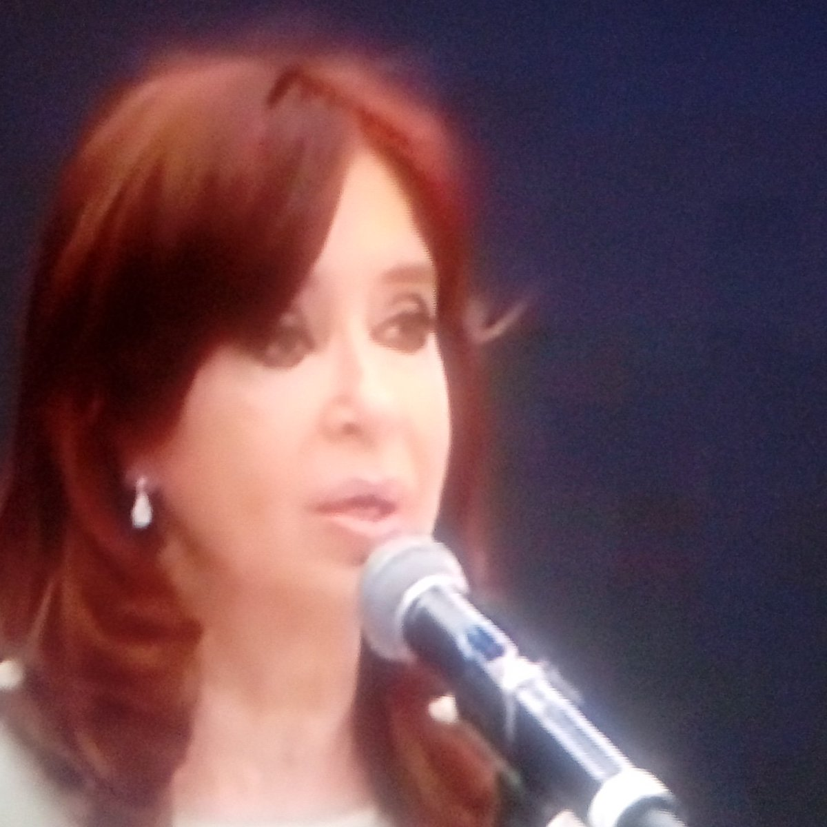Maria Cristina.Amor's photo on #PongamosUnaFotoDeCFK
