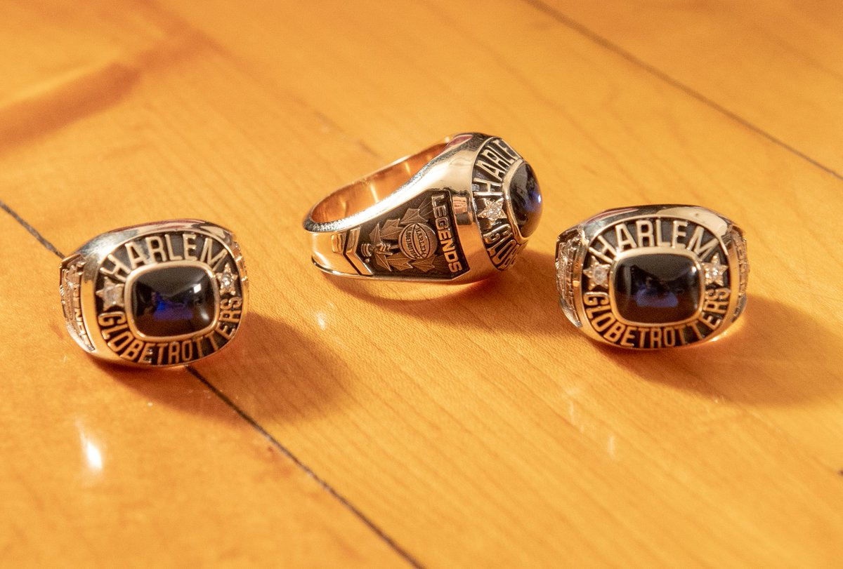 Two former Globetrotters are being inducted into our Legends Ring this weekend.   Details: https://bit.ly/2HkJk5r