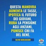 "Image for the Tweet beginning: All'incontro ""L'Italia che produce. Contro"