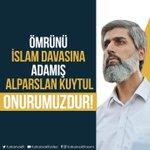 Alparslan Hocam Twitter Photo