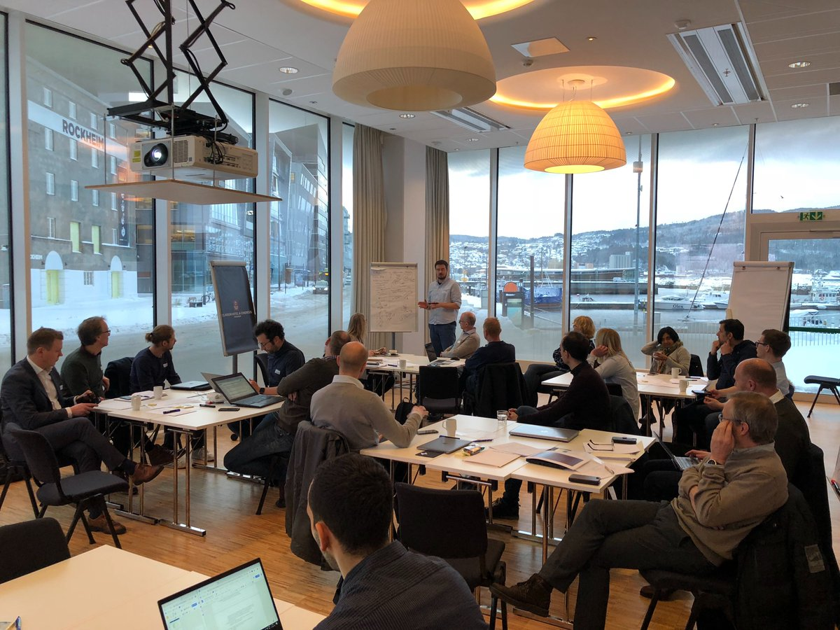 Exploring IOTA-enabled smart solutions and business models at Trondheim's first positive energy district testbed @plusCities, @EntraASA @Powel_AS @TronderEnergi @ENGIELabCRIGEN @EntraASA @trondheimTrianel together with #CityXChange #H2020 #IOTA #SmartCities