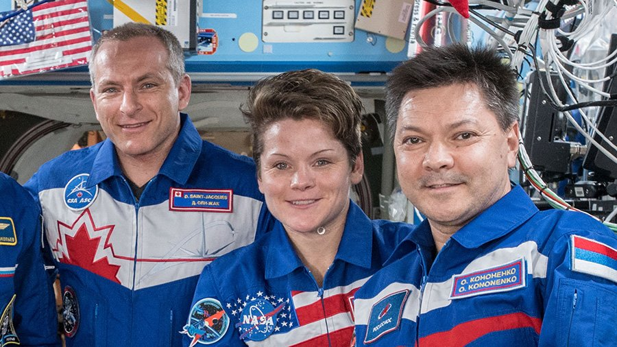 The Exp 58 crew worked on advanced space technology and researched life science as the space station raised its orbit today.  https://t.co/gwfjkFH2sz