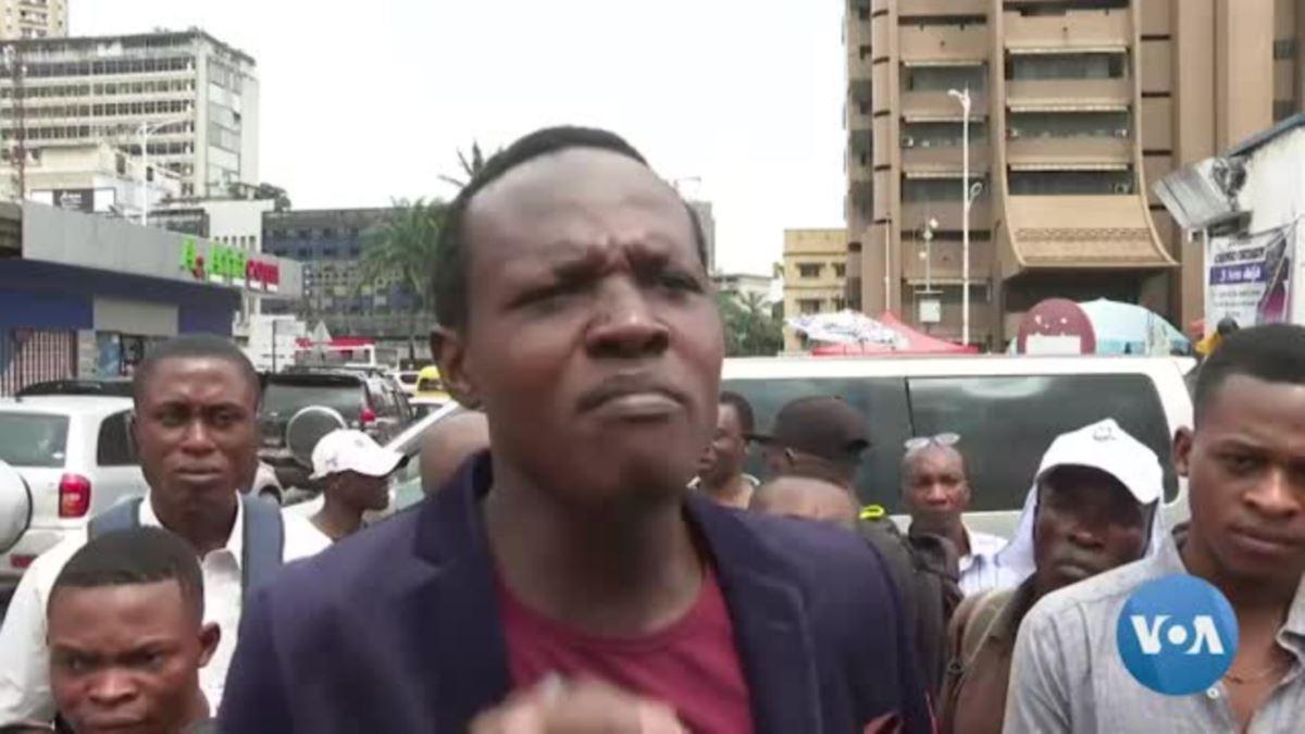 RT @VOAFrench: Les citoyens de la RD Congo réagissent à l'intervention de l'UA https://t.co/kem3FUz1Kb https://t.co/yOKyCd3TQN