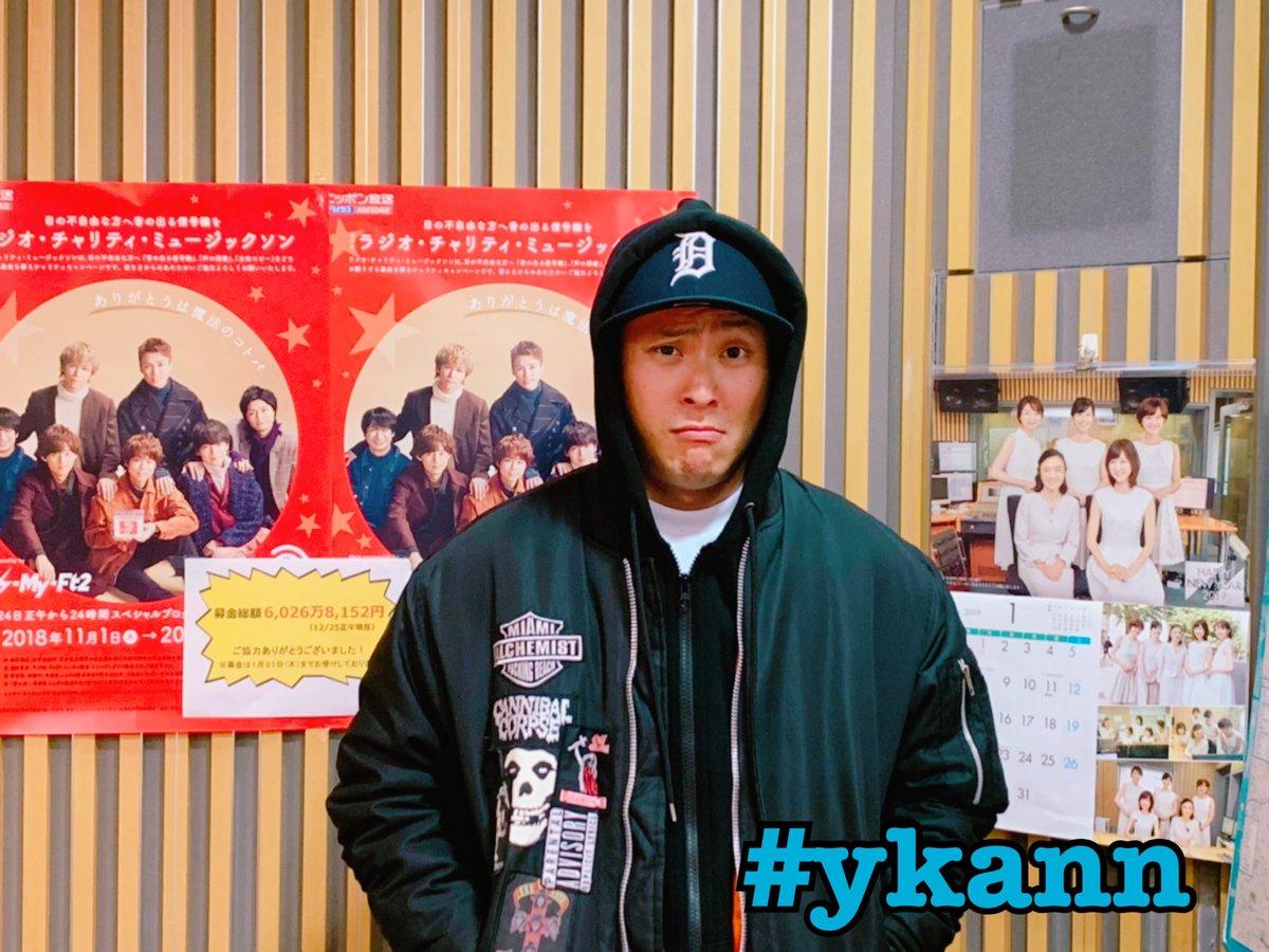 山下健二郎のオールナイトニッポン's photo on #ykann