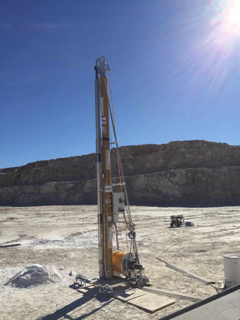 Planetary Deep Drill completes second field test   The work builds on a Planetary Society-sponsored test and paves the way for an ambitious expedition in Greenland this year: https://t.co/TjWNRjbDSW