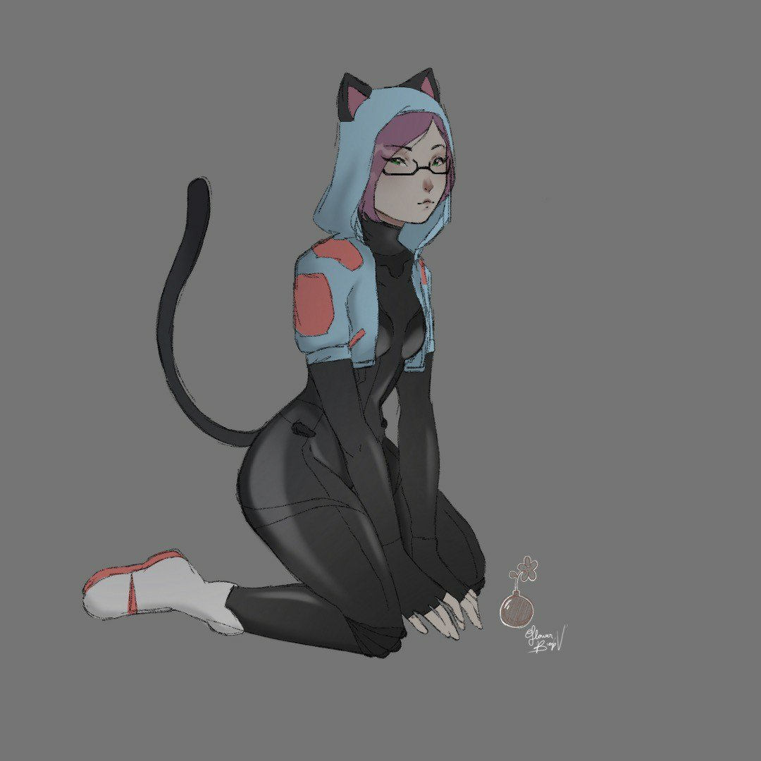 1 reply 2 retweets 19 likes - lynx concept art fortnite