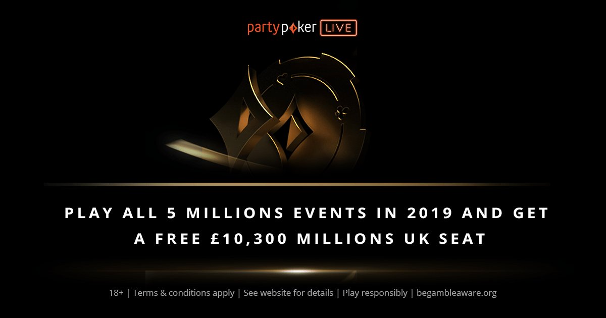 Baha Mar Events 2020.Partypokerlive Pa Twitter The Millions2019 Loyalty Reward