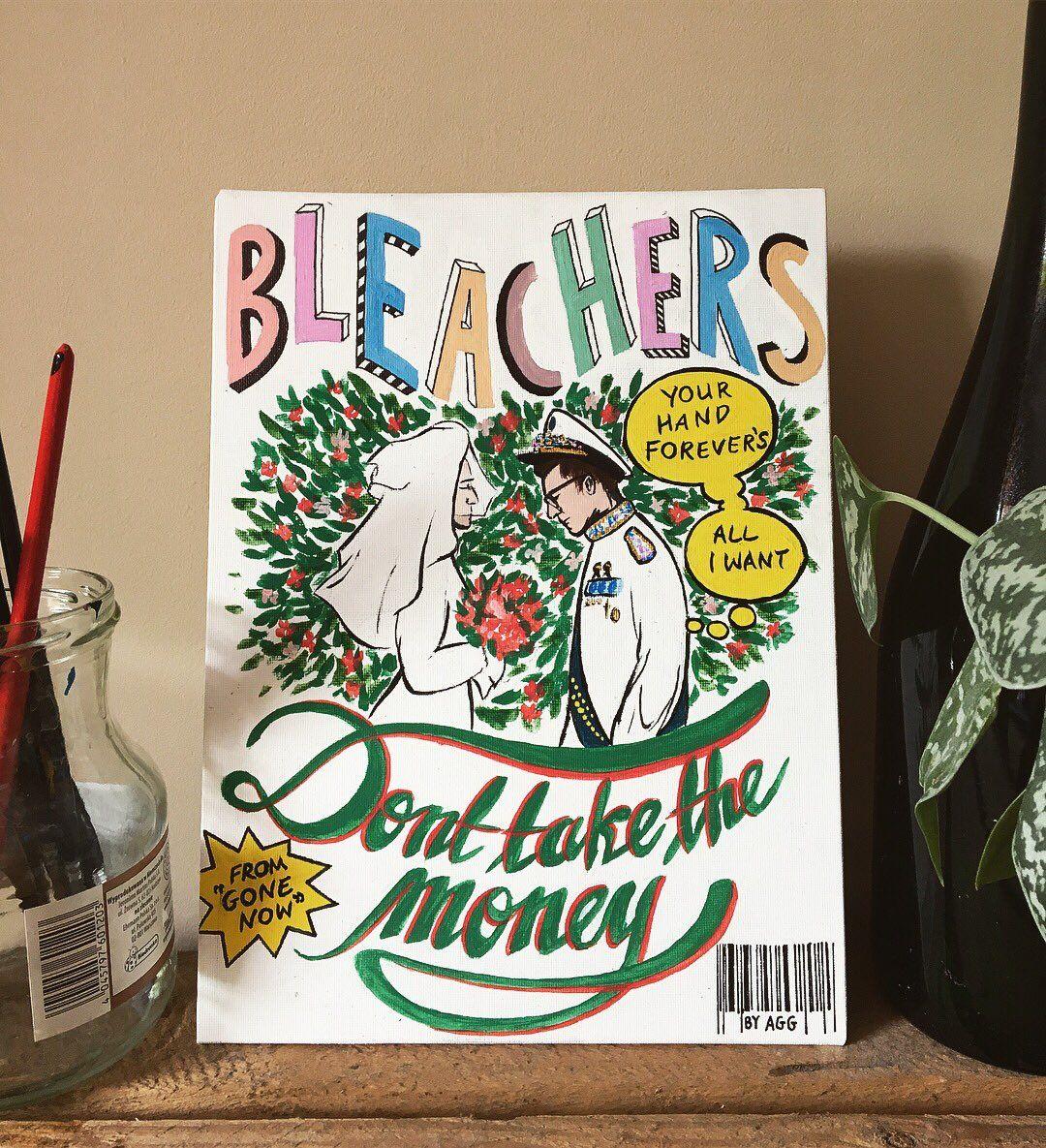 thanks @mrsxbenzedrine for the amazing bleachers comic https://t.co/a6Kz8KTla2