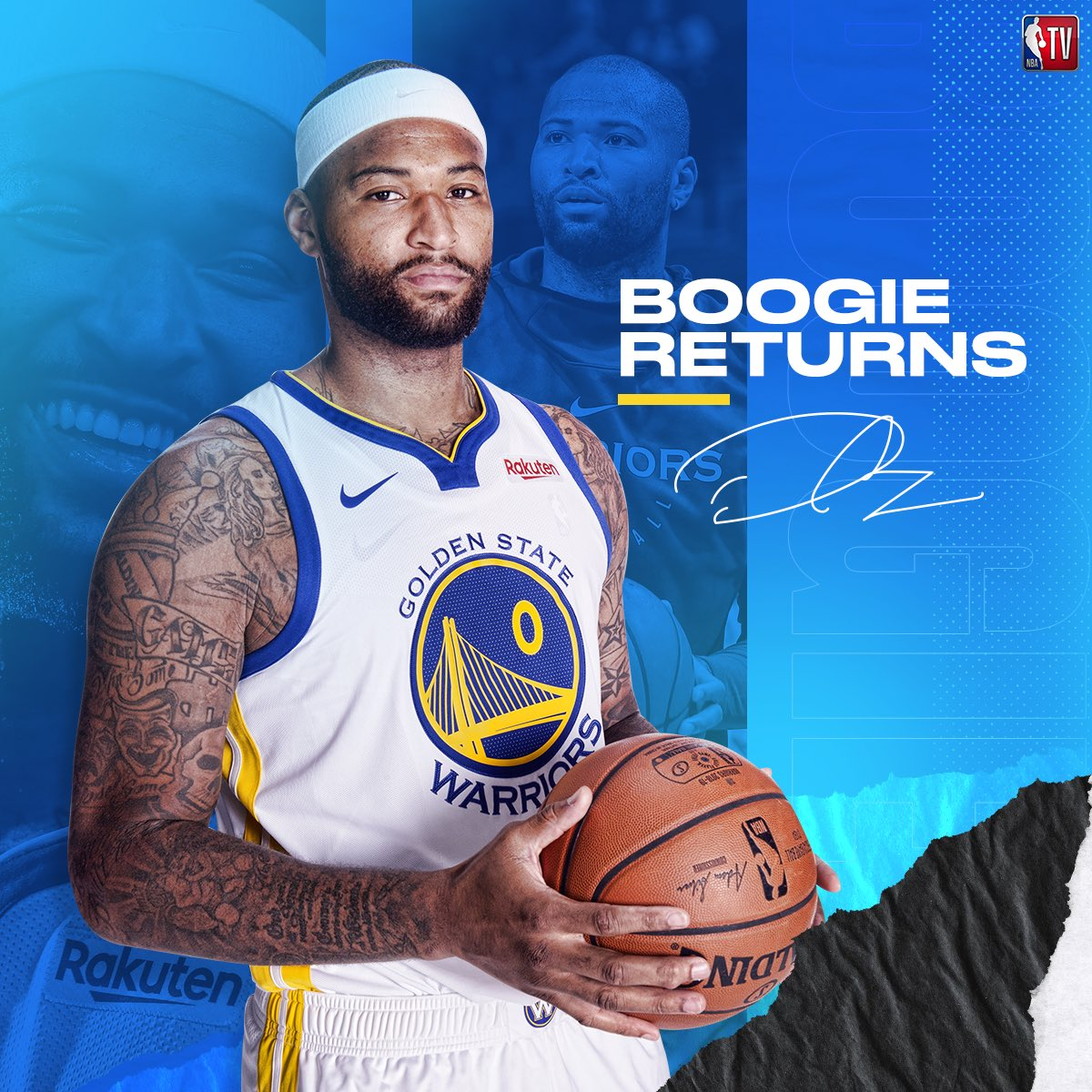 It's almost that time! ⌚️ What should we expect in Boogie's return to basketball?