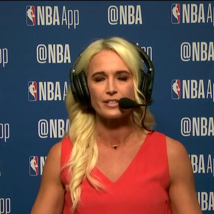 .@sarahkustok joins to give an update on the much-improved Brooklyn Nets! #10BeforeTip
