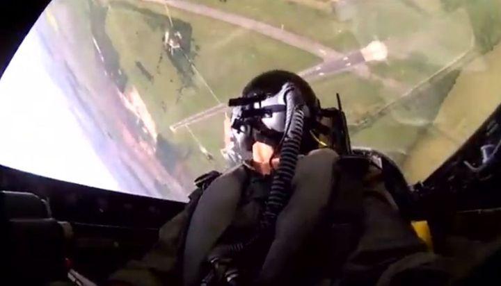El Tribuno's photo on Fuerza Aérea