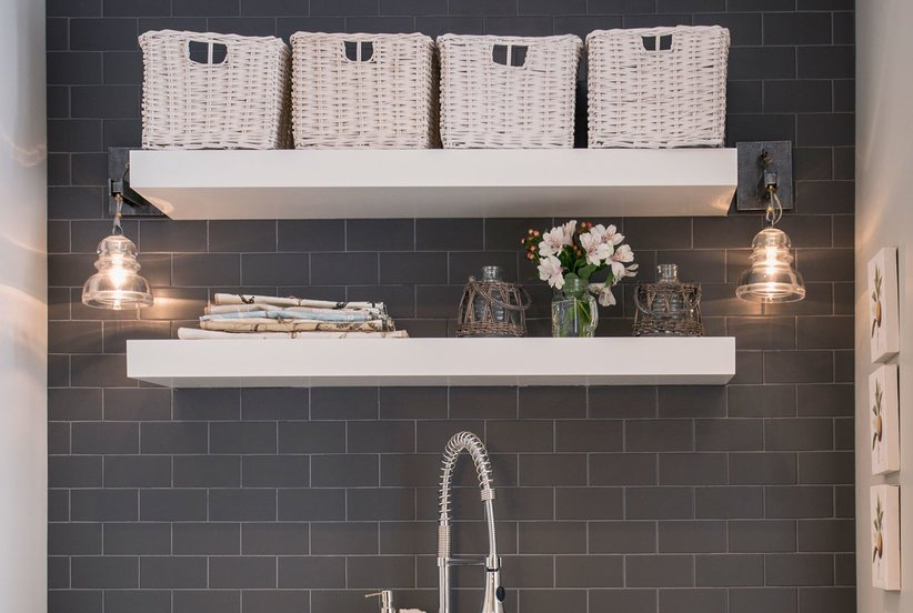 The Trending Bathroom Shelf Idea You're Going to Want to Try This Year https://t.co/c3BYCdKEJq