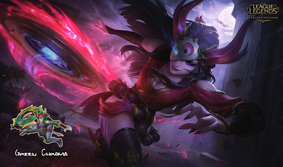 🏮✨Bloodmoon Sivir Codes Giveaway ✨🏮  - Giving away 8⃣ codes that includes:     > the champion     > bloodmoon sivir skin    >𝑒𝓍𝒸𝓁𝓊𝓈𝒾𝓋𝑒 green chroma - Winners will be announced on 1/25.  - NA Codes Only. - #LeaguePartner  👺 RETWEET +FOLLOW To Enter!