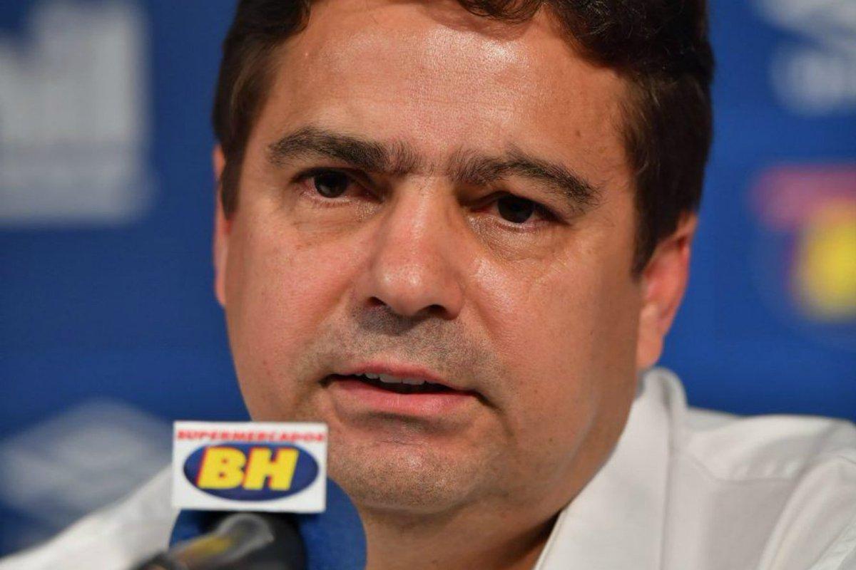 Cruzeiro faz suspense, mas anúncio de reforço fica para depois https://t.co/bi4K7N8YnK
