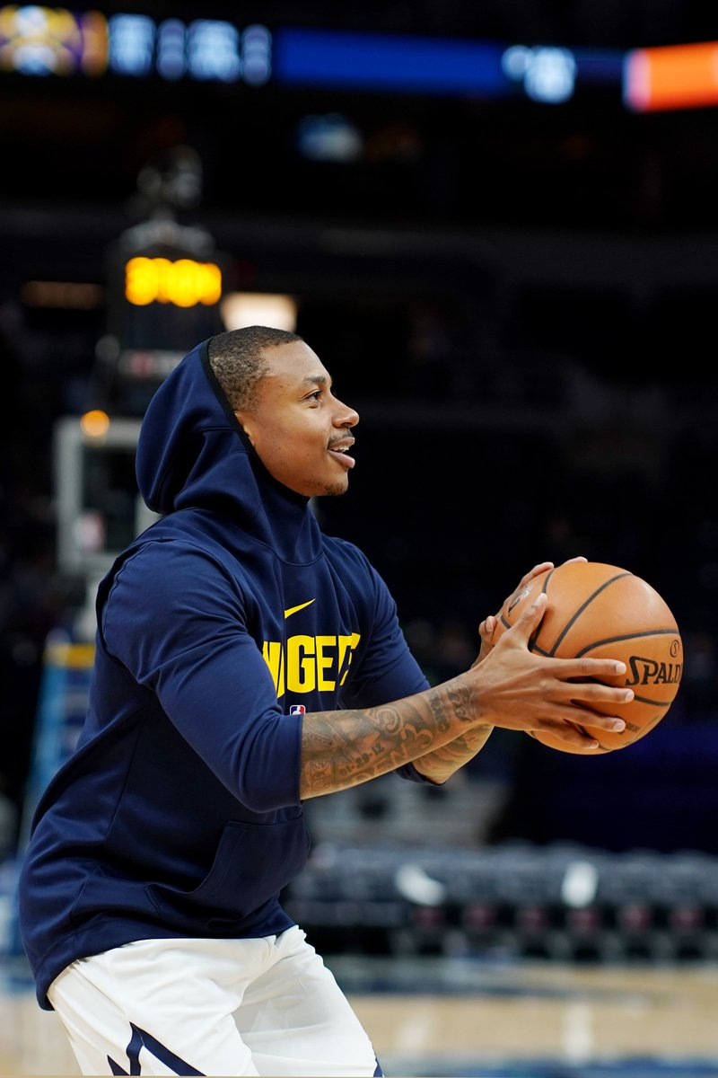 Isaiah Thomas aiming for Feb. 11-13 return for Denver Nuggets debut, per @wojespn
