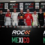 """""""I've been watching since I was a kid"""" """"The best experience in my life"""" """"DC generally takes a few tenths off me in the bar""""  🎤  Check out what our #ROCMexico stars said after today's practice!   https://t.co/G6iPrQ867M"""